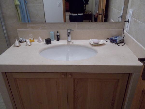 Sarl jouve taille de pierre salle de bains for Taille salle de bain